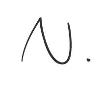 signature Noémie blog Pierre Papier Ciseaux déco DIY