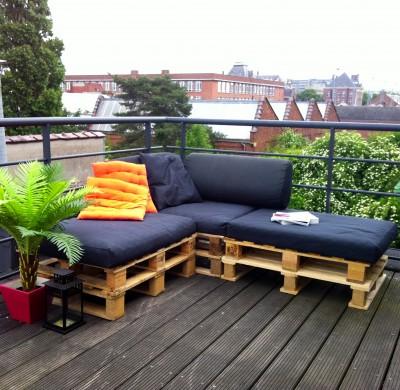 DIY #3 – Un canapé en palettes