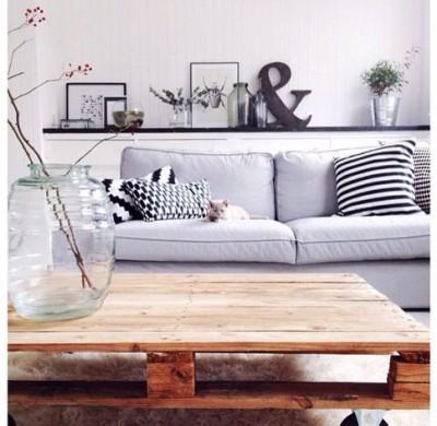 3 idées pour détourner des palettes en bois