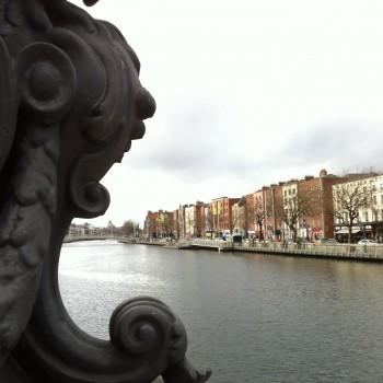 River Liffey à Dublin