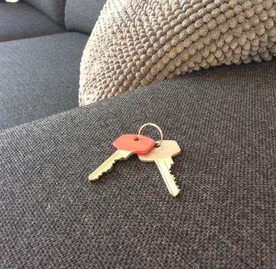 DIY #16 – Des clés colorées
