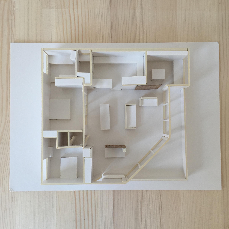 Favori Projet déco #1 - Appartement pour un couple, ambiance bohème  DD78