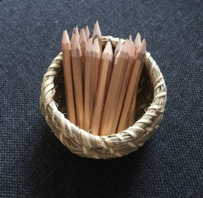 DIY #24 – Des crayons personnalisés