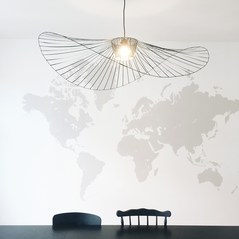diy 25 une suspension a rienne pierre papier ciseaux. Black Bedroom Furniture Sets. Home Design Ideas