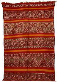 tapis zemmour inspiration tapis berbere