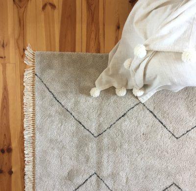 DIY #28 – Un tapis berbère