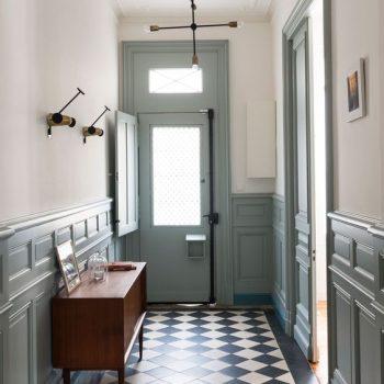 8 id es pour adopter bleu gris couleur de l 39 ann e 2017 selon dulux pierre papier ciseaux. Black Bedroom Furniture Sets. Home Design Ideas