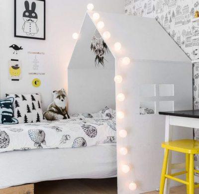 8 idées déco DIY pour une chambre d'enfant