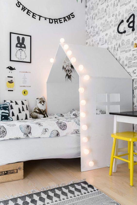 DIY Kids Deco Chambre D Enfant. Source : Mommo Design