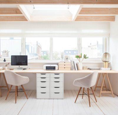 10 étapes pour aménager son coin bureau