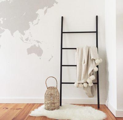 DIY #57 – Une échelle décorative