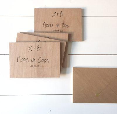 DIY #63 – Un cadeau de mariage original