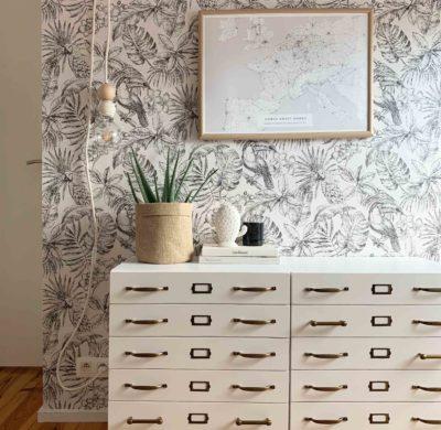 DIY #73 – Un meuble de métier à tiroirs