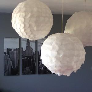 lampions en papier DIY