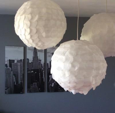 DIY #1 – Des lampions en papier customisés