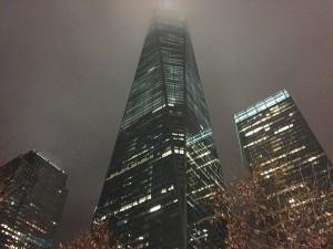 Ground Zero de nuit