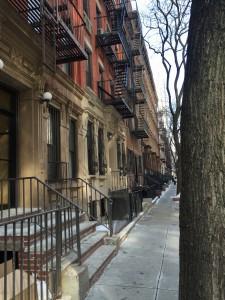 rues de Manhattan