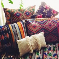 mix and match coussins