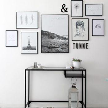 DIY gallery wall mur de cadres astuces conseils