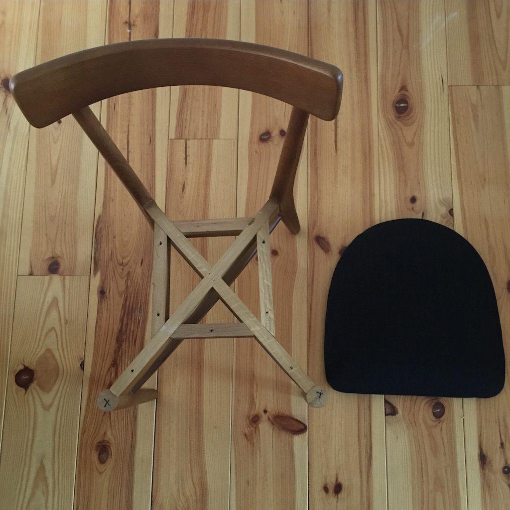 Renover Une Chaise En Changeant Le Tissu De Lassise