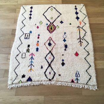 tapis azilal inspiration tapis berbere