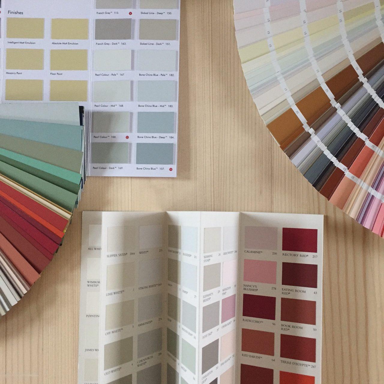 Quel Mur Peindre En Couleur Salon 5 choses à savoir en déco (#1 – la couleur) |