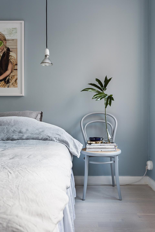Chambre Couleur Gris Blanc 8 idées pour adopter bleu gris, couleur de l'année 2017