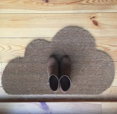 DIY #30 – Un paillasson nuage