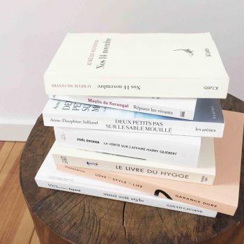 lectures de l'année 2016