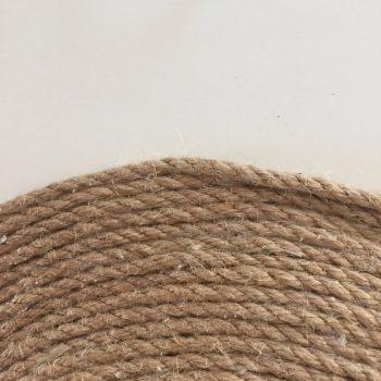 DIY panier en corde panier en jute panier tressé