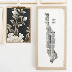 DIY gallery wall conseils astuces mur de cadres