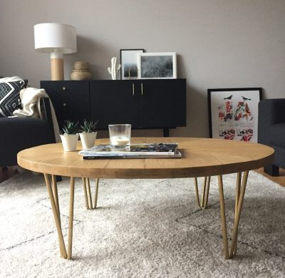 DIY #40 – Une table basse