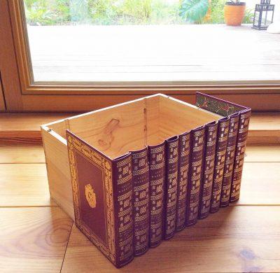 DIY #49 – Une boîte de rangement secrète