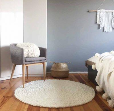 DIY #48 – Un tapis en laine