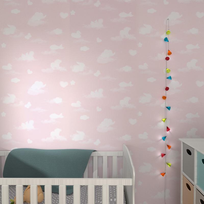 papier peint petite fille elegant papier peint ferique. Black Bedroom Furniture Sets. Home Design Ideas