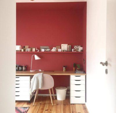 Avant-après : mon espace bureau à la maison