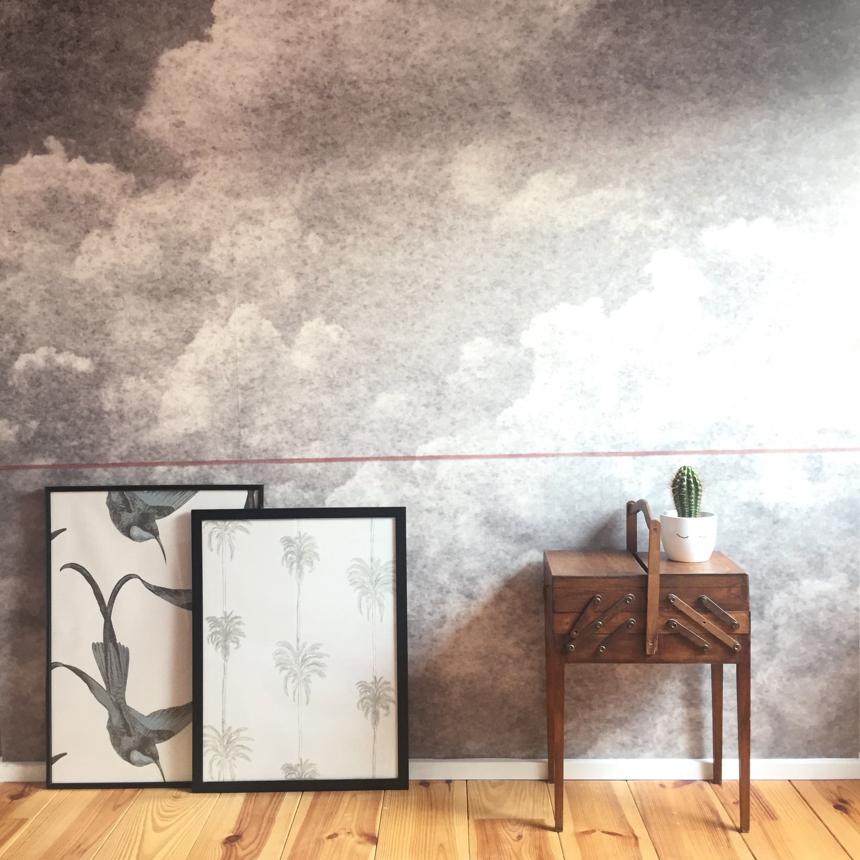 diy 54 poser du papier peint conseils et tuto vid o. Black Bedroom Furniture Sets. Home Design Ideas
