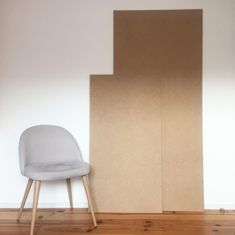 Peut On Mettre Du Mdf Dans Une Salle De Bain ~ diy 55 un panneau d coratif en papier peint pierre papier ciseaux