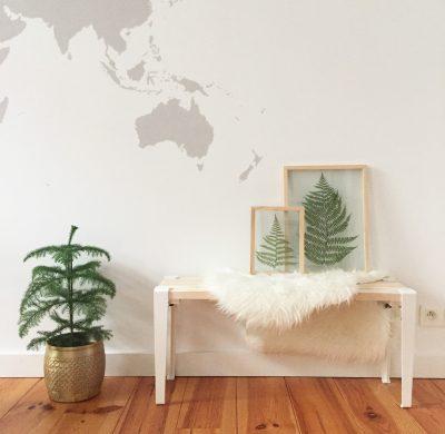 DIY #59 – Un banc en bois et blanc