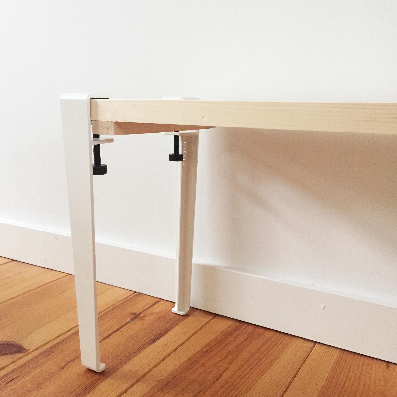 diy 59 un banc en bois et blanc pierre papier ciseaux. Black Bedroom Furniture Sets. Home Design Ideas