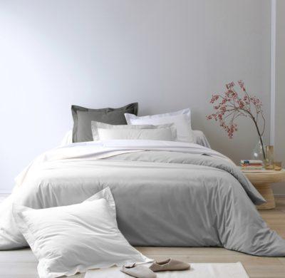 Jouer sur les matières textiles pour une chambre chaleureuse