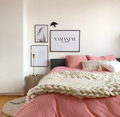 DIY #69 – Du linge de lit teinté