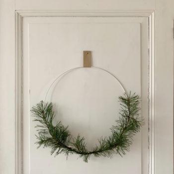 DIY #71 – Couronnes de Noël